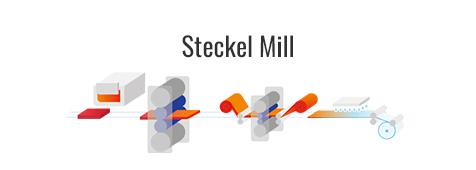 Steckel Mill
